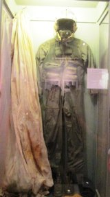 US flight suit in Hoa Lo