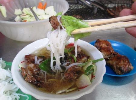 Bun Cha Vietnam