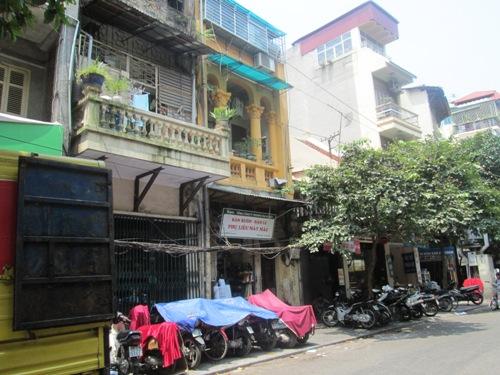 Houses in Hanoi Old Quarter